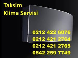 Taksim Kliam Tamir Bakım Montaj Servisi