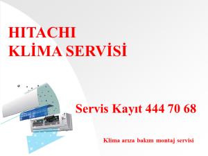 Hitachi klima arıza bakim servisi